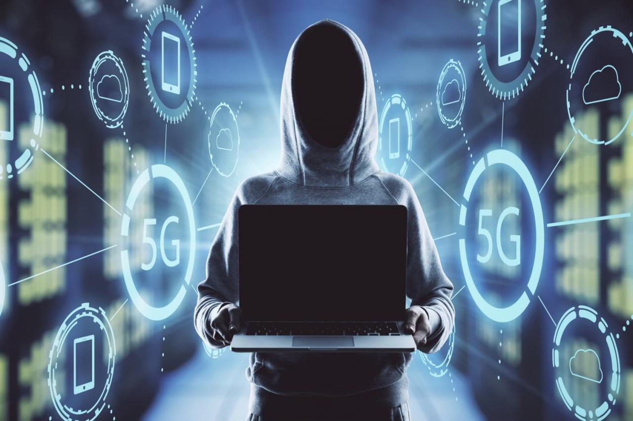 资安公司趋势科技发表去年资安总评报告,指勒索病毒依然是网路资安威胁的主要来源,去年拦截超过6100万次攻击。图为骇客示意图。图:新头壳资料照